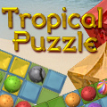 Tropical Puzzle Giveaway