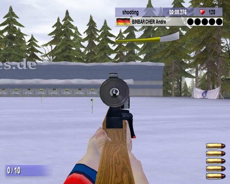 biathlon online game