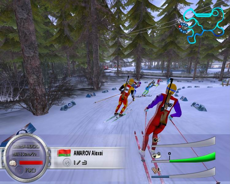 Game Giveaway Of The Day Biathlon 2006 Go For Gold