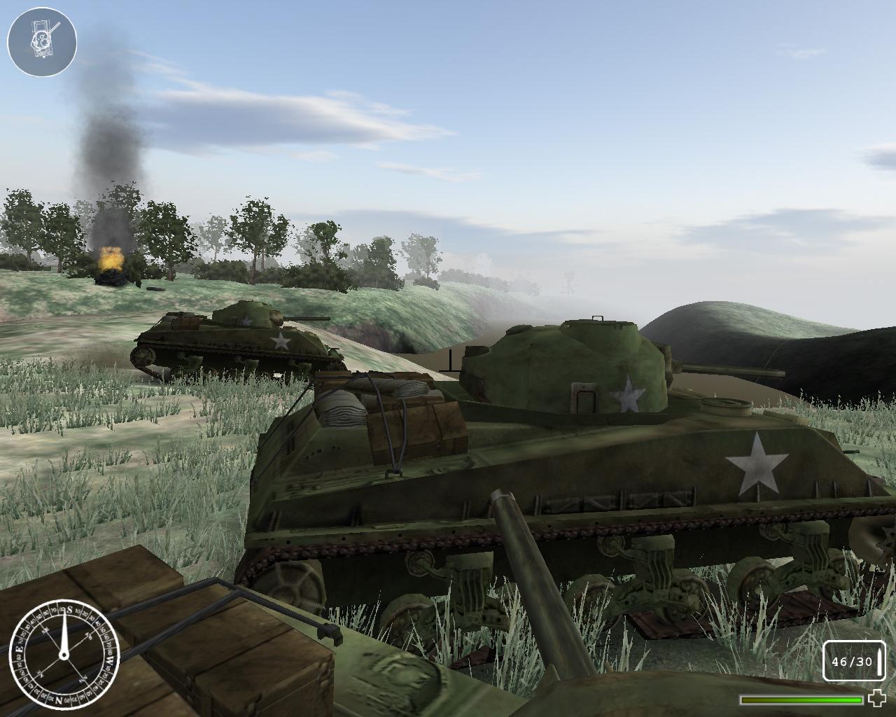 Tank Commander Online Games - FlashArcadeGamesSite
