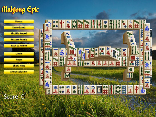 Game giveaway of the day mahjong epic
