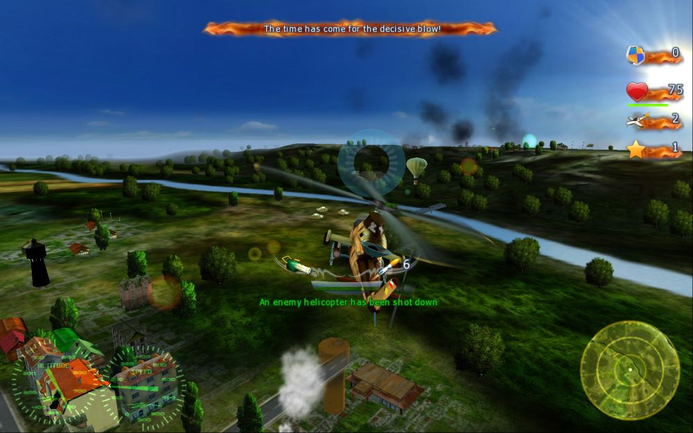 Game Giveaway of the Day – Helic on bowling free download, bubbles free download, helicopter shooter pc download,