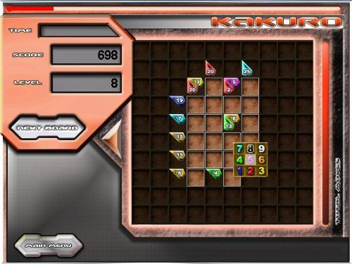 Xing Kakuro - 数谜游戏