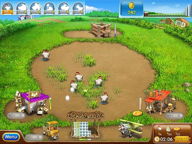 Farm Frenzy 2 - 疯狂农场 2丨反斗限免