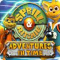 Sprill and Ritchie: Adventures in Time screenshot