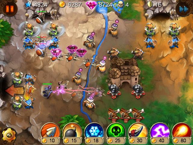 Goblin Defenders: Battles of Steel 'n' Wood - 妖精守卫者丨反斗限免